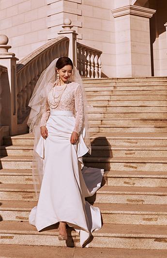 水晶之恋婚纱摄影